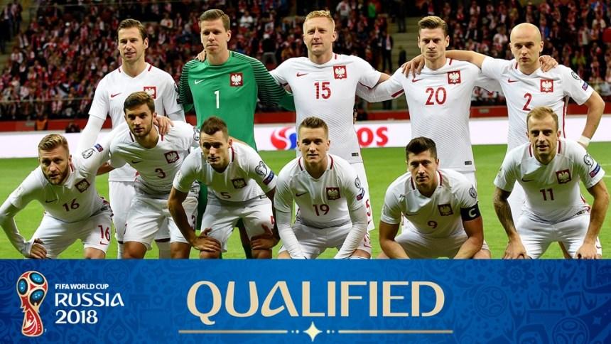 Polish Team. World Cup Team 2018