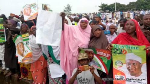 Protest Ramalan 7