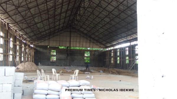 Second Warehouse Ebonyi