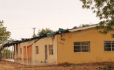 DESTRYOED STRUCTURE BUILT BY PILGANI COMMUNITY