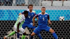 Iceland v Nigeria (Photo Credit: Reuters)