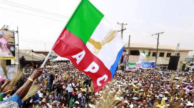 APC FLag used to illustrate the story.
