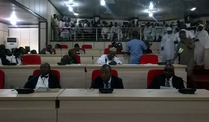 Benue State House of Assembly