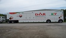 A Daar Communications media truck [photo: Business Post NG]