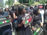 CSOs hold rally against killings in Nigeria