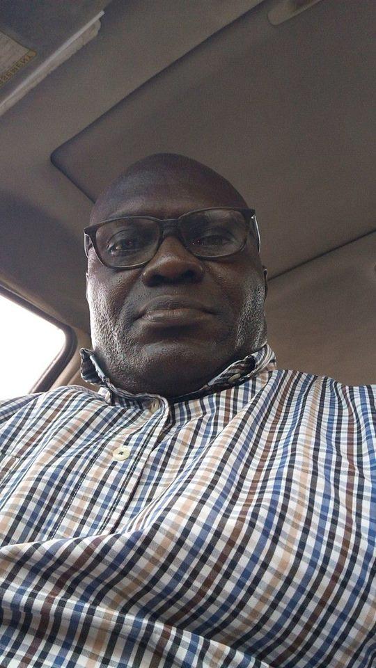 Mr Ephraim Ikpe, Publisher The Waves newspaper