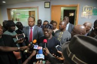 OBASANJO UNDERGOING MEDICAL CHECK UP IN BYS 305