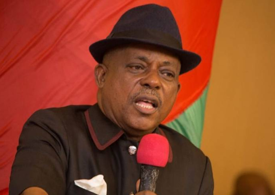 PDP National Chairman, Uche Secondus