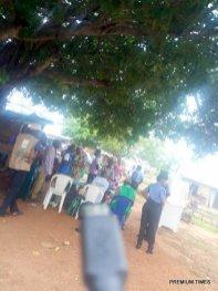 Fight scenes at Igbemo PU 12