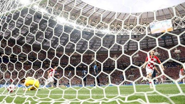 Croatia equalises
