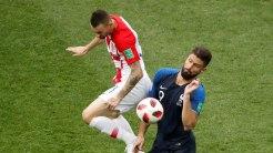 France Vs Croatia World CUp final 2018