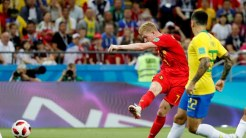 De Bruyne's goal (Photo Credit: Reuters)