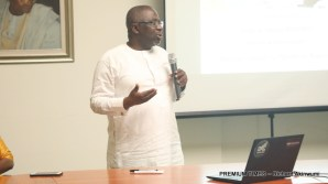 Publisher, PREMIUM TIMES, Mr Dapo Olorunyomi
