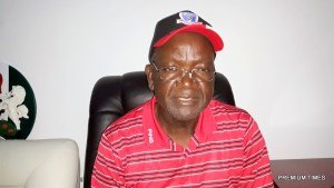 Governor Samuel Ortom of Benue state.