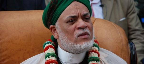 Former Comoros leader, Ahmed Sambi (Photo Credit: CGTN)