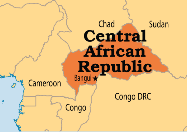 Central African Republic (CAR) [Photo Credit: Operation World]