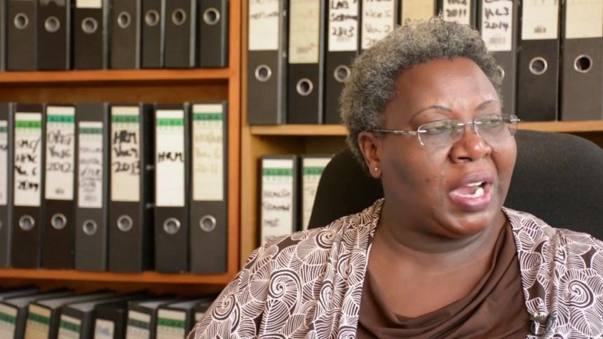 Dr Sheila Ndyanabangi