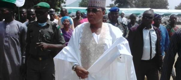 Pictures of Senator Kabir Marafa.