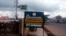 Jikwoyi Police division where the case was first reported.