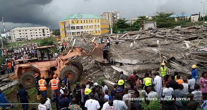 Why four-storey building collapsed in Abuja – Panel