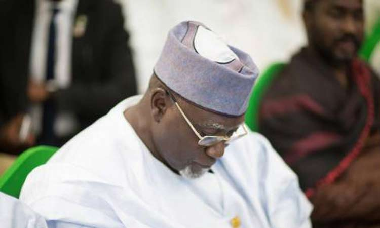 The sacked director general of State Security Service, Lawal Daura. [Photo credit: Daily Post Nigeria]