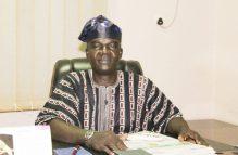 Abdulwaheed Odusile, NUJ President. [Photo credit: PM NEWS Nigeria]