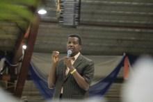 Pastor Enoch Adeboye of the Redeemed Christian Church of God