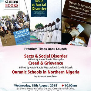 PT BOOkS Launch Advert