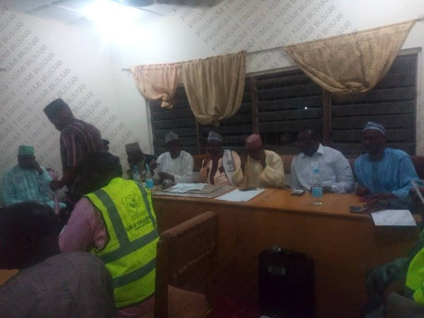 Collation commences at INEC headquarters Daura