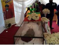 Photos from Ras Kimono's tribute night in Lagos on Wednesday night