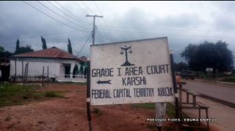 Grade 1 Area Court, Karshi.