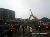 Jabbi building collapse