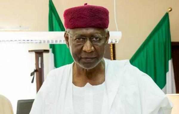 President Buhari's Chief of Staff, Abba Kyari