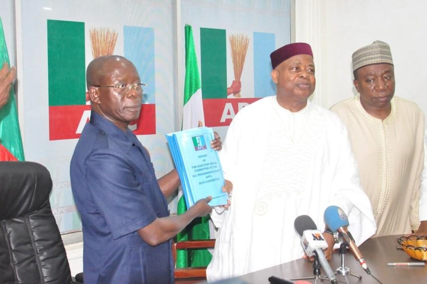 Yerima, Nnamani, others head APC screening committee