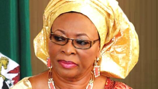 Mrs Valerie Ebe, former deputy governor of Akwa Ibom state