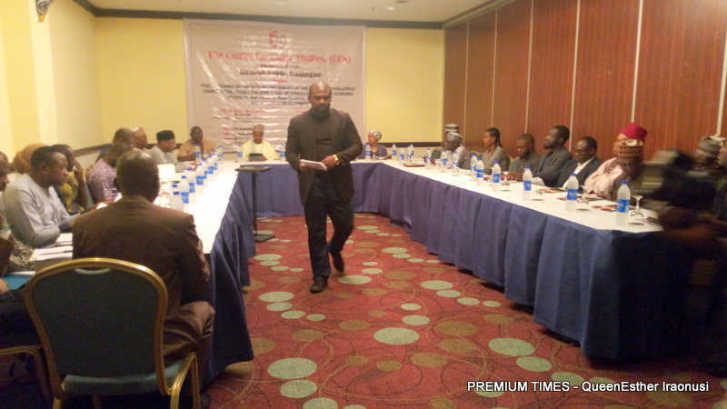 Round table dialogue on China-Africa bilateral relations