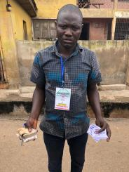 Police announce arrest of another PDP agent for vote buying