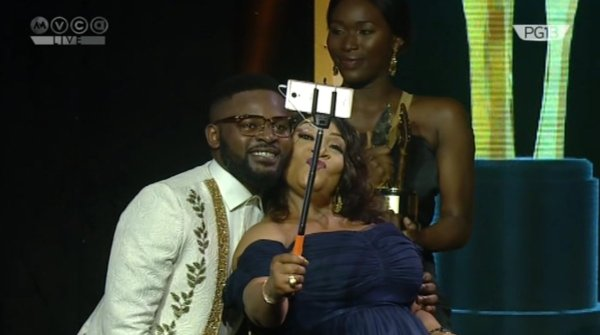 Ngozi Nwosu and Falz