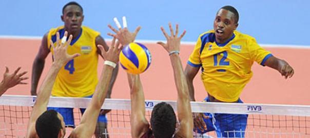 Rwanda Volleyball U-21 Team