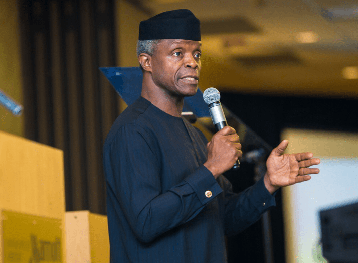 Nigeria requires $1trn to modernise energy infrastructure – Osinbajo