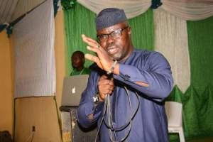 Semiu Okanlawon is the spokesperson of Osun State governor, Rauf Aregbesola,