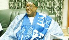 Chairman of the People's Democratic Party (PDP) Board of Trustees (BOT), Walid Jibrin