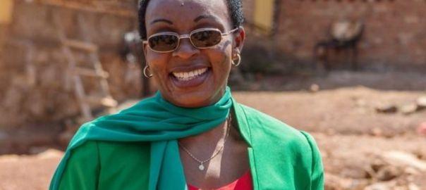 Victoire Ingabire [photo: BBC]