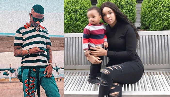 Wizkid owes $18,000 child support - Babymama
