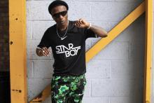 Nigerian Afro Beat star, Wizkid