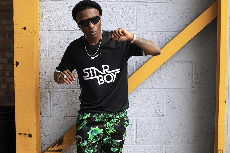 Wizkid [photo: Hypebeast]
