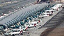 Dubai Airport used to illustrate the story. [PHOTO CREDIT: PressTV]