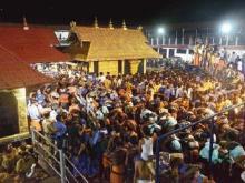Sabarimala Temple. [PHOTO CREDIT: Times Now]