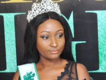 2017 Miss Nigeria Mildred Ehiguese