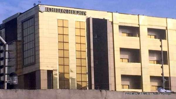 Echelon Heights Hotel in Port-Harcourt.